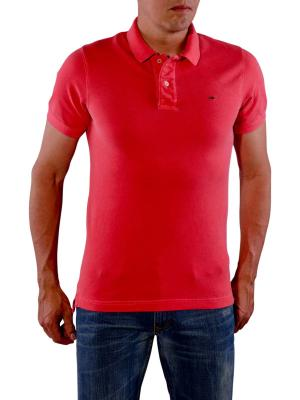Tommy Jeans Pilot Polo red