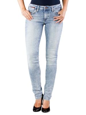 Tommy Jeans Naomi Slim Fit empire blue stretch
