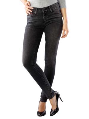 Tommy Jeans Nora Skinny Fit dynamic new black str