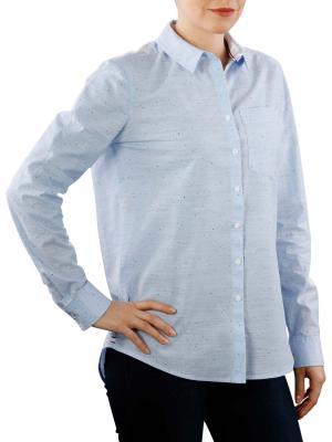 Tommy Jeans Boyfriend Fit Shirt serenity