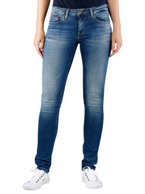 Tommy Jeans Naomi Slim Fit industrial blue stretch