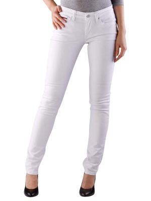Tommy Jeans Naomi Slim Fit white stretch