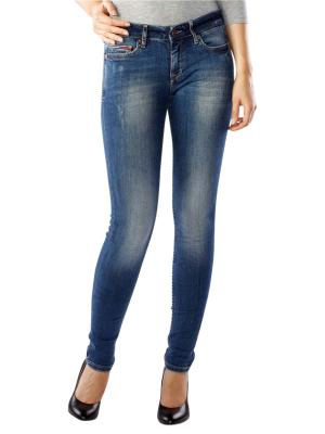 Tommy Jeans Nora Skinny Fit jazzy blue stretch