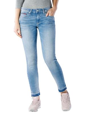 Tommy Jeans Sophie Low Skinny echo light blue stretch