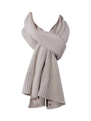 Tommy Jeans Fisher Scarf light grey