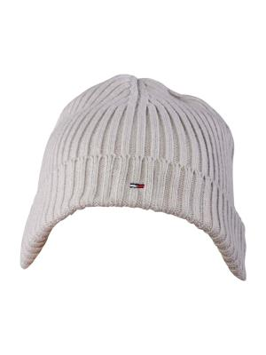 Tommy Jeans Fisher Beanie grey heather