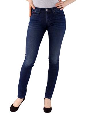 Tommy Jeans Mid Rise Skinny Nora dynamic dark