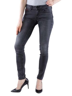 Tommy Jeans Sophie Skinny Fit dynamic black stretch