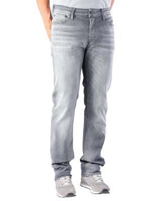 Jack & Jones Clark Jeans Straight Fit grey denim