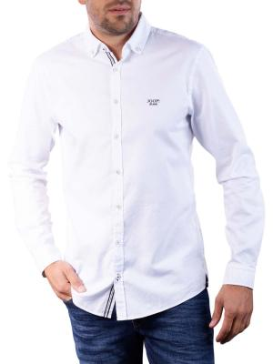 Joop Haven LS Shirt white