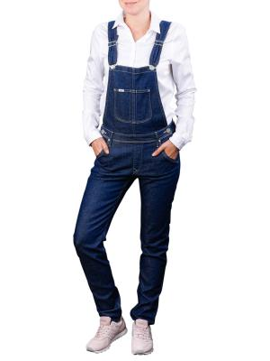 Lee Relaxed Worker Bib Overall rinse