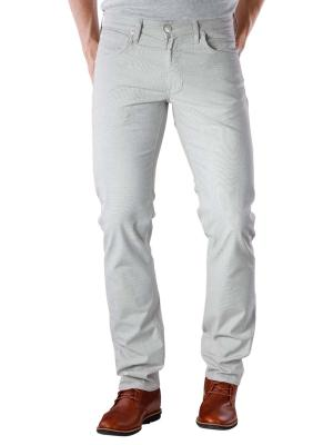 Lee Daren Stretch Jeans Zip off white