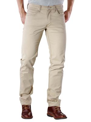 Lee Daren Jeans Stretch Zip Fly beige
