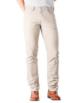 Lee Daren Stretch Jeans Zip Fly beige