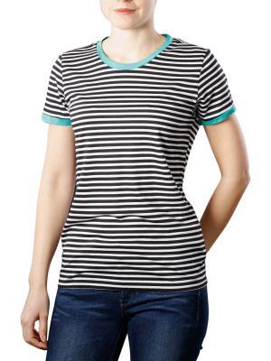 Lee 90's Stripe T-Shirt white cotton