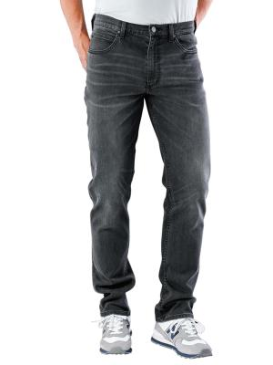 Lee Brooklyn Straight Jeans moto grey