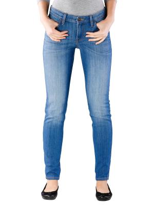 Lee Scarlett Jeans Skinny high blue stretch