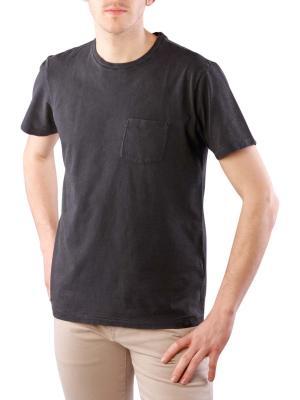Lee Pocket T-Shirt washed black