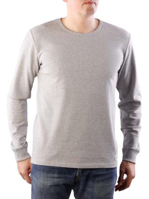 Lee Pique Shirt grey mele