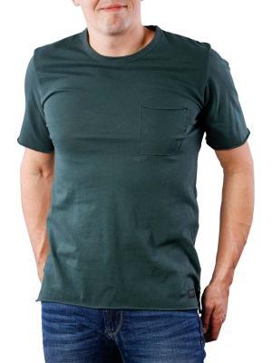 Lee Raw Edge T-Shirt spruce green