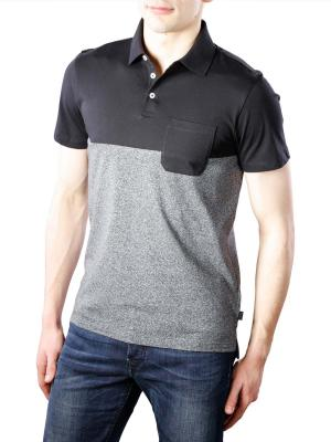 Lee Blocking Polo Shirt black