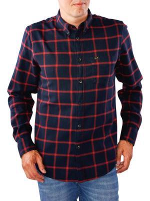Lee Button Down Shirt midnight blue