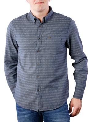 Lee Button Down Shirt mood indigo
