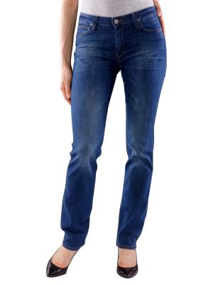 Lee Marion Straight Jeans night sky