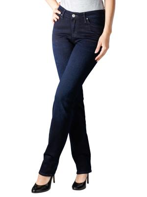Lee Marion Straight Jeans dark mulberry