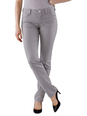 Lee Marion Straight Jeans light grey