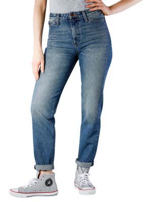 Lee Mom Jeans Straight Fit dusk vintage