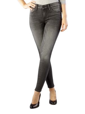 Lee Scarlett Jeans Stretch broom black