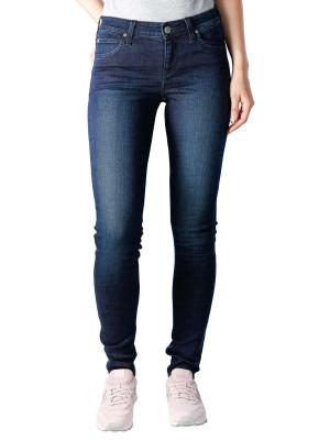 Lee Scarlett Stretch Jeans clean wheaton