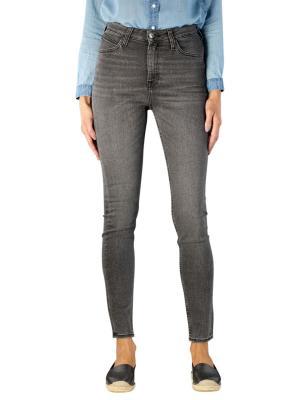 Lee Ivy Jeans grey tava