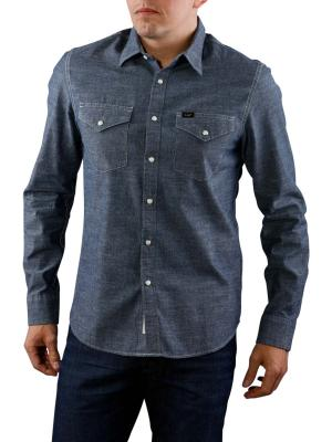 Lee Western Shirt navy darkness