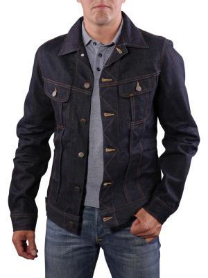 Lee Rider Jacket worn rinse