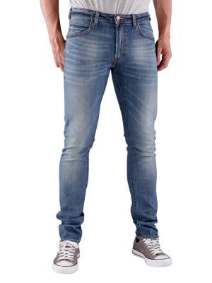 Lee Luke Jeans emerald worn