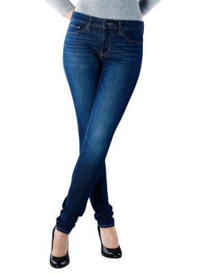 Levi's 711 Skinny Jeans high roller
