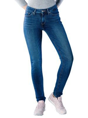 Levi's 711 Skinny Jeans forever blues t2