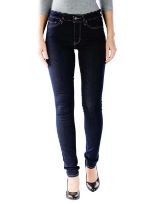 Levi's 711 Jeans Skinny to the nine