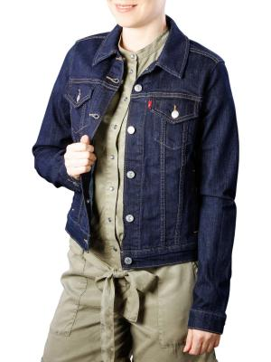 Levi's Original Trucker Jacket even rinse