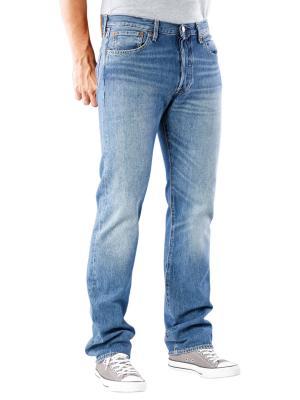 Levi's 501 Jeans Straight bubbles