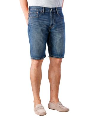 Levi's 502 Taper Hemmed Short denim