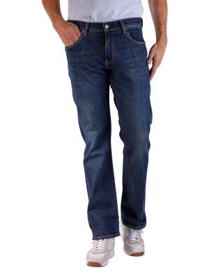 Levi's 527 Jeans Slim Bootcut road rash adv