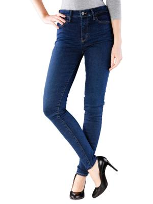 Levi's 720 Jeans Highrise Super Skinny essential blue