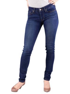Levi's 711 Jeans Skinny city blues