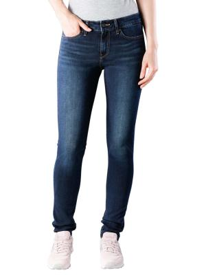 Levi's 711 Skinny Jeans lost at sea t2