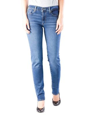 Levi's 712 Slim Jeans read between the lines