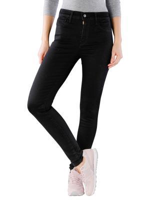 Levi's 720 Jeans Highrise Super Skinny black galaxy