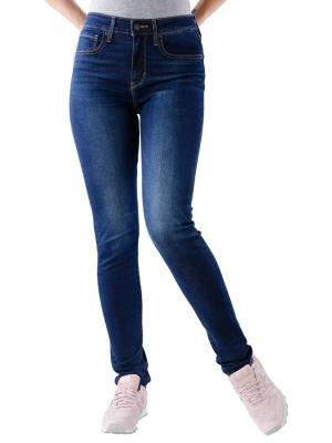 Levi's 721 Jeans High Skinny arcade night
